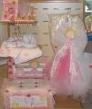 099 - Σετ βάπτισης κορίτσι - Πριγκίπισσα / Άμαξα
