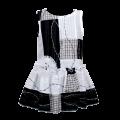 24008 Patchwork Φόρεμα