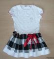 24015 Φόρεμα Πιέτες