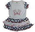 24094B Φόρεμα πεταλούδα bebe