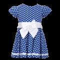 24227 Φόρεμα Πουα Μπλέ