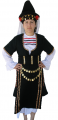 2975 - Παραδοσιακή Στολή ΜΑΚΕΔΟΝΙΤΙΣΣΑ Εφηβική - Γυναικεία