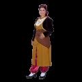99933 Παραδοσιακή στολή Πόντια S - XL